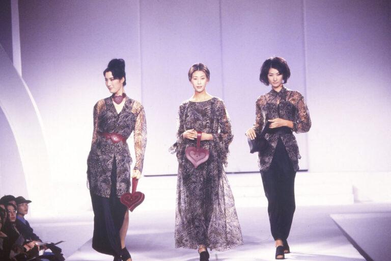 1995 섬유와 패션디자이너의 만남
